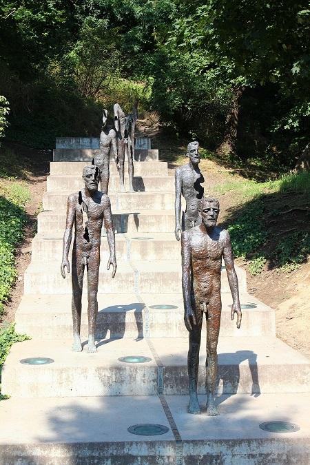 Памятник жертвам коммунизма Прага