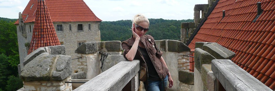 Пражанка и мои путешествия