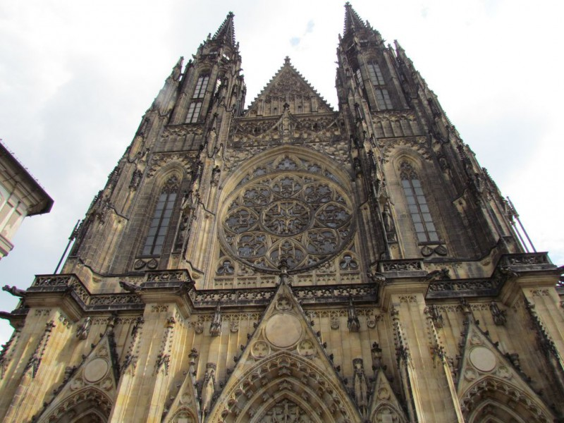 собор святого Вита Прага