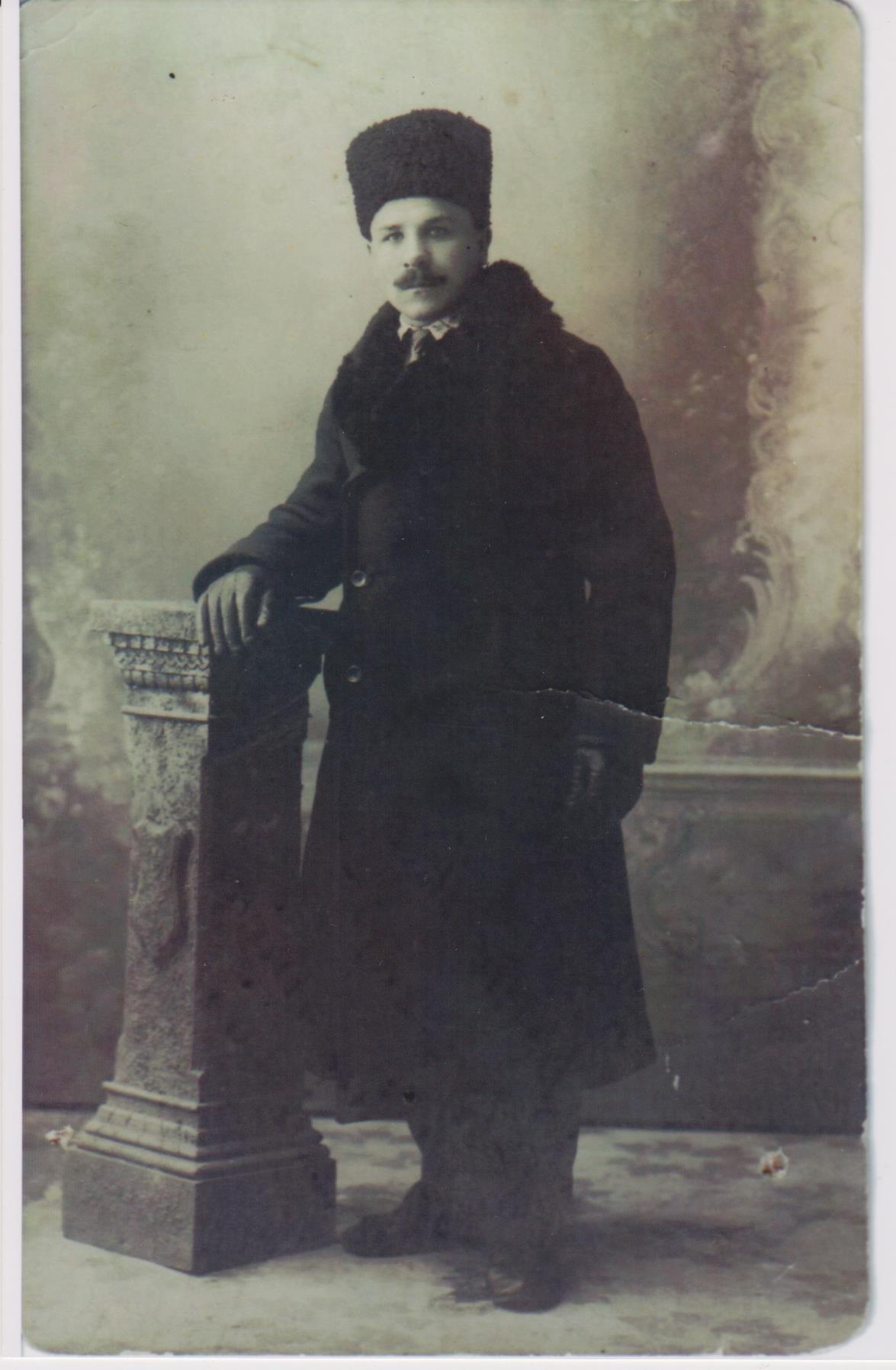 Друг прадеда Вацлав Червеный
