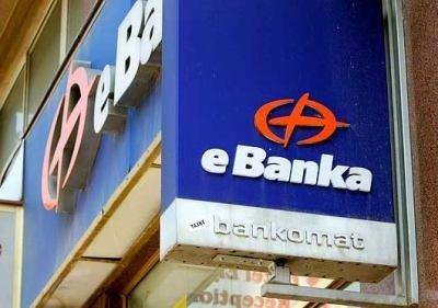ebanka v Praze