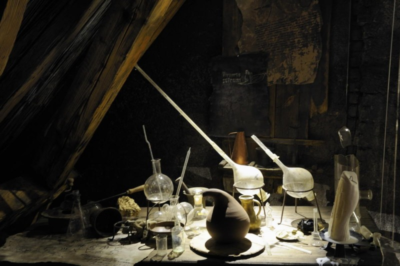 Музей-алхимиков-и-магов-в Праге 5