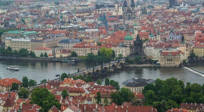 Визитная карточка Чехии